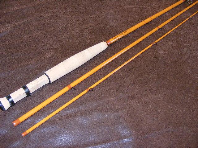 Standard lamiglas rod prairie drifter taxidermy custom for Fishing rod blank