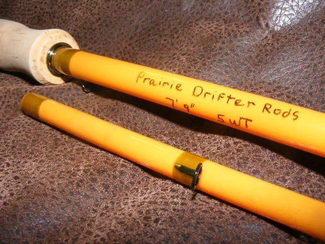 Deluxe Lamiglas Rod