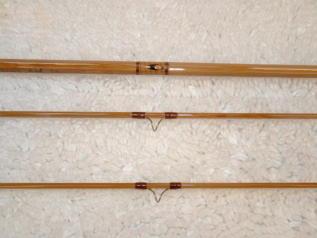 "7'6"" 6wt Deluxe Bamboo $950"